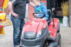 Nicollier Landmaschinen, Jubiläumsausstellung 12. und 13.04.2014